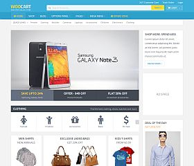 WooCart WordPress Theme by MyThemeShop