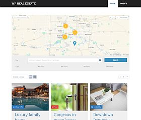 WP Real Estate WordPress Plugin by MyThemeShop