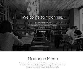 Moonrise WordPress Theme by Organized Themes