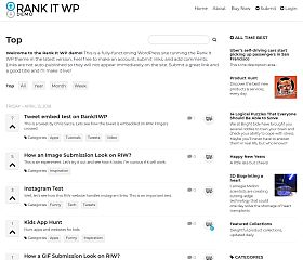 Rank It WP WordPress Theme