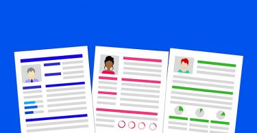 CV, vCard, & Resume WordPress Themes