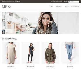Minimal (Fashion) Template for Shopify