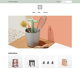 Minimal (Modern) Template for Shopify