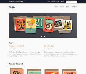 14 Shopify Templates Themes Buzzmaking