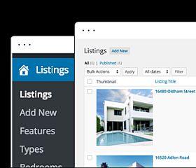 AgentPress Listings WordPress Plugin by StudioPress
