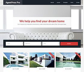 AgentPress Pro Genesis Child Theme for WordPress by StudioPress