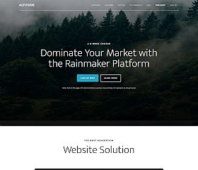 Altitude Pro Genesis Child Theme for WordPress by StudioPress