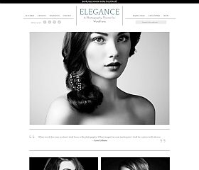 Elegance Pro Genesis Child Theme for WordPress by StudioPress