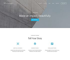 Showcase Pro Genesis Child Theme for WordPress by StudioPress
