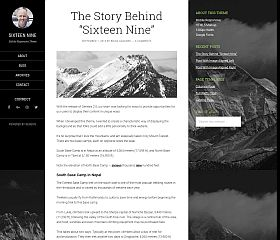 Sixteen Nine Pro Genesis Child Theme for WordPress by StudioPress