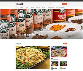 LiveMagazine WordPress Theme by Templatic