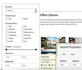 Real Estate WordPress Plugin by Templatic