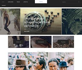Epilog WordPress Theme by TeslaThemes