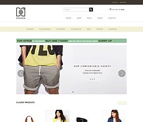 Hudson WordPress Theme by TeslaThemes