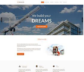 Megalith WordPress Theme by TeslaThemes