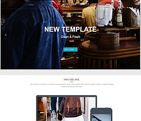 Motive WordPress Theme by TeslaThemes