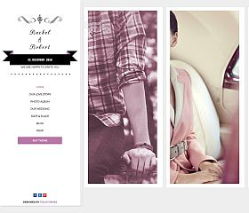 Wedding Day WordPress Theme by TeslaThemes
