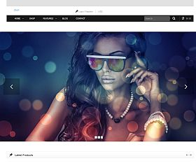 Zeon WordPress Theme by TeslaThemes