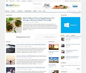 Daily WordPress Theme by Theme Junkie