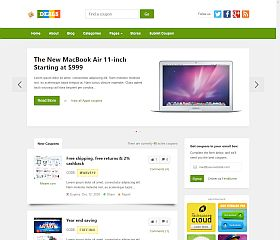 Deals WordPress Theme by Theme Junkie