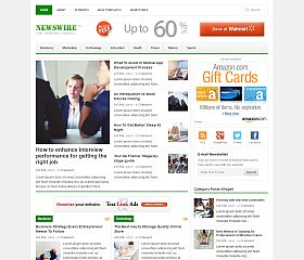 Newswire WordPress Theme by Theme Junkie
