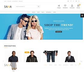 Saha WordPress Theme by Theme Junkie