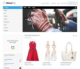 StorePro WordPress Theme by Theme Junkie