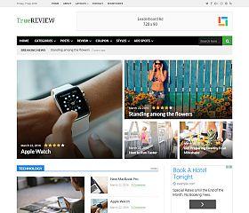 TrueReview WordPress Theme by Theme Junkie