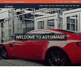Auto Image WordPress Theme via ThemeForest