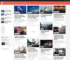 Bayside WordPress Theme via ThemeForest