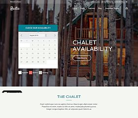 Bellevue WordPress Theme via ThemeForest