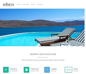 Bentuestu WordPress Theme via ThemeForest
