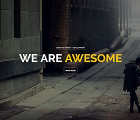 Brooklyn WordPress Theme via ThemeForest