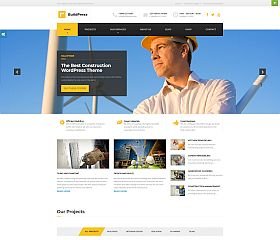 BuildPress WordPress Theme via ThemeForest