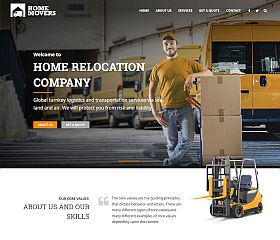 Cargo WordPress Theme via ThemeForest