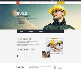 Construct WordPress Theme via ThemeForest