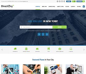 Directory+ WordPress Theme via ThemeForest
