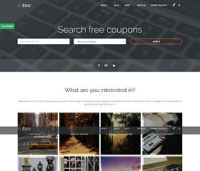 doo WordPress Theme via ThemeForest
