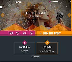 Electron WordPress Theme via ThemeForest