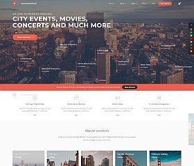 EVE WordPress Theme via ThemeForest