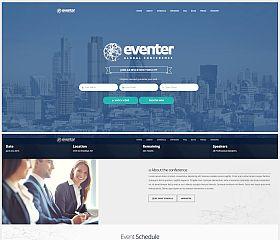 Eventer WordPress Theme via ThemeForest