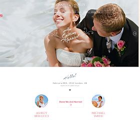 Honeymoon WordPress Theme via ThemeForest