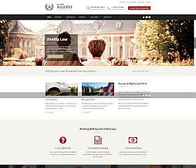 Human Rights WordPress Theme via ThemeForest