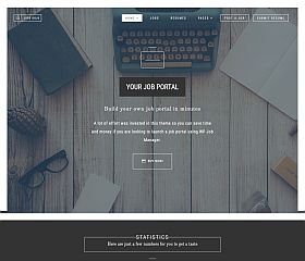JobsDojo WordPress Theme via ThemeForest