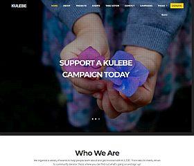 Kulebe WordPress Theme via ThemeForest