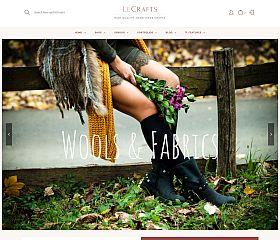 LeCrafts WordPress Theme via ThemeForest