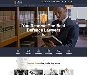 Libero WordPress Theme via ThemeForest