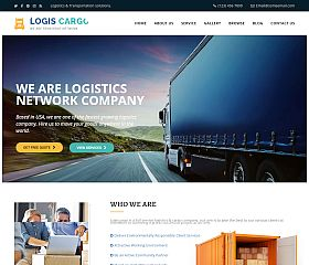 Loiscargo WordPress Theme via ThemeForest