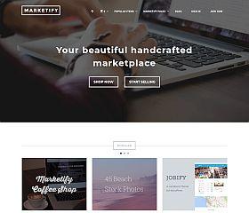Marketify WordPress Theme via ThemeForest