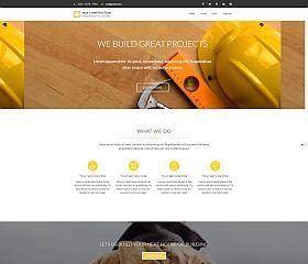Max Construction WordPress Theme via ThemeForest